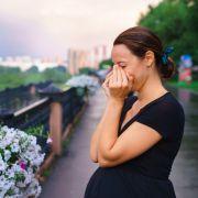 Upset pregnant woman. Vladislav Lazutin/Shutterstock
