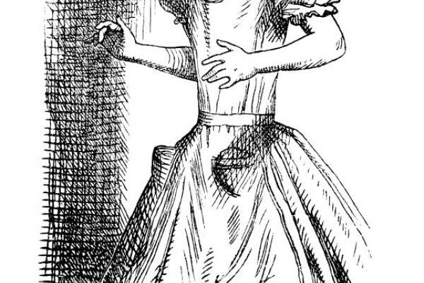 Alice Ten Feet Tall