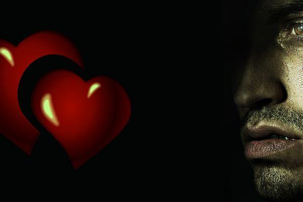 heart/pain/tears