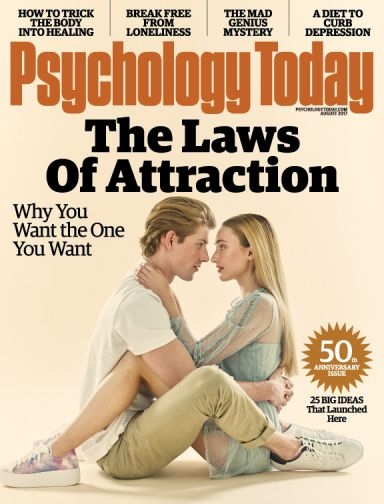 Psychology Today Magazine July 2017