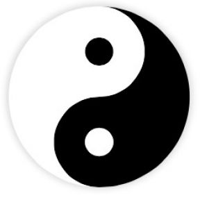 """""""Yin and Yang"""" by Klem"""