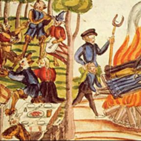 We no longer actually burn supposed witches, but we do try to get them fired.