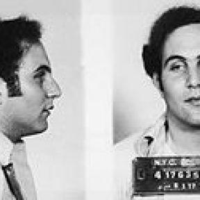 NYPD Mugshot of David Berkowitz. Aug. 11, 1977