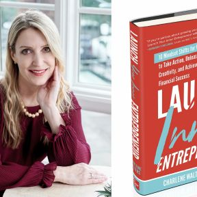 Charlene Walters, MBA, PhD, Author of Launch Your Inner Entrepreneur