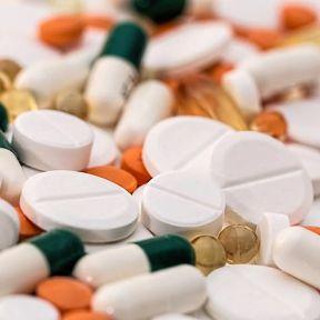 An abundance of pills