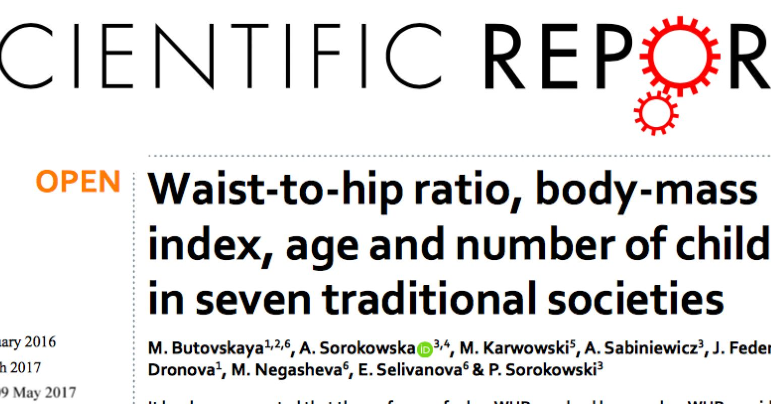 The Relationship Between Waist Hip Ratio and Fertility ...
