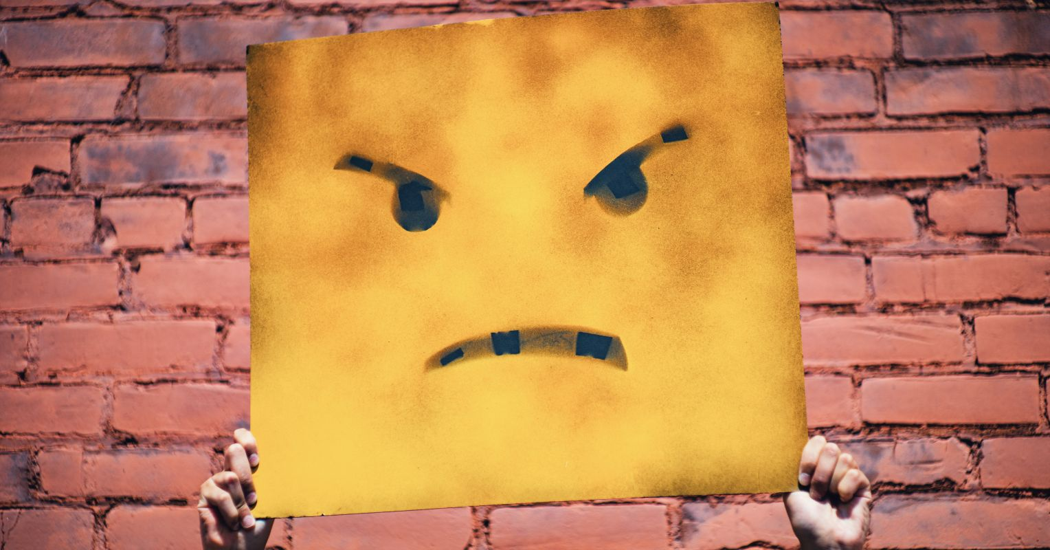 """Frustrated?"""" There's Probably Another Emotion Present 