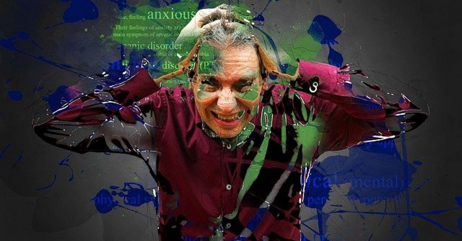 Neurotic Pete Linforth