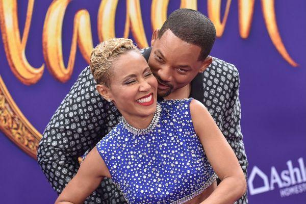Will and Jada Smith