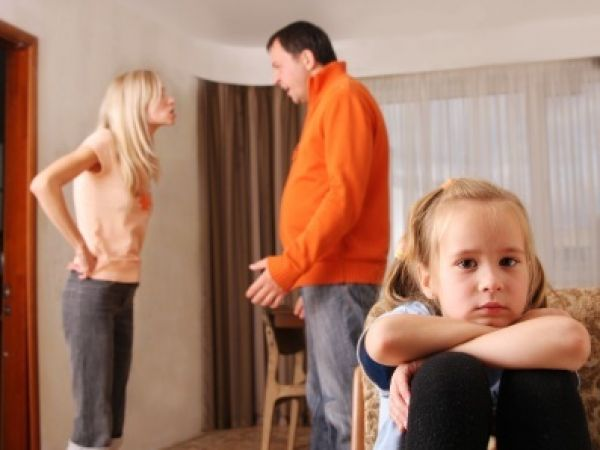 Parent job loss can lead to family conflict
