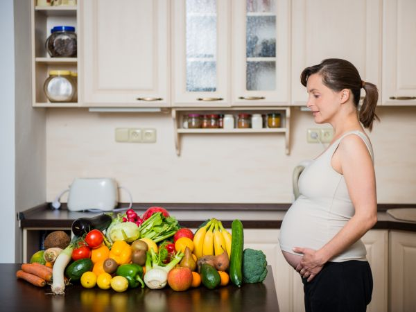 why can't cravings in pregnancy be for healthy foods?