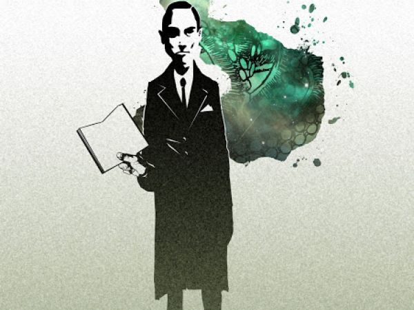 H. P Lovecraft warning us that a lot of knowledge is a dangerous thing