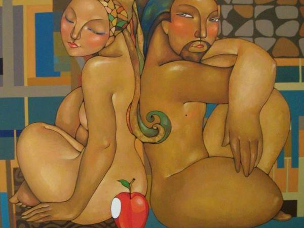 Consensual Non-Monogamy and the Apple!