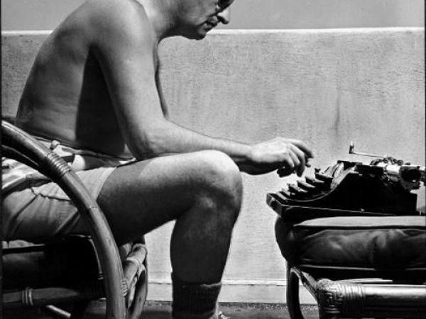 William Faulkner, 1943
