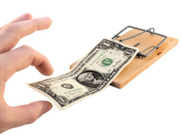 money mouse trap