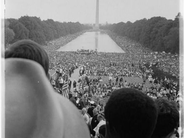 March on Washington, August 28, 1963