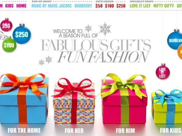 Bloomingdales holiday specials