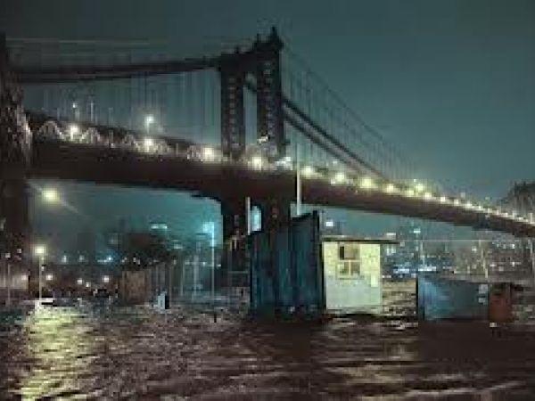 New York City Devastated by Super Storm Sandy