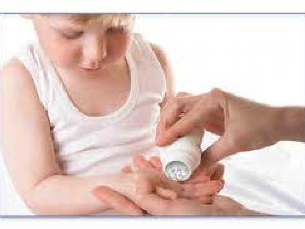 medicating children