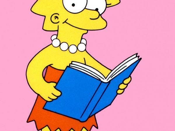 Lisa Simpson Gifted Child