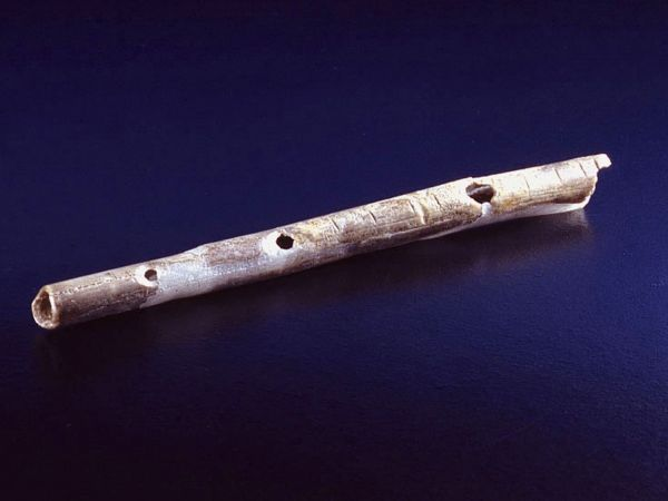 The earliest musical instruments