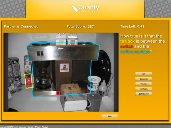 a screenshot from Quanty