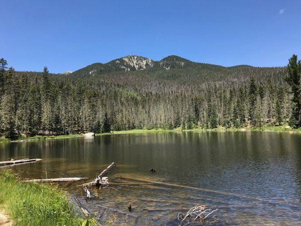 Stewart Lake, Pecos