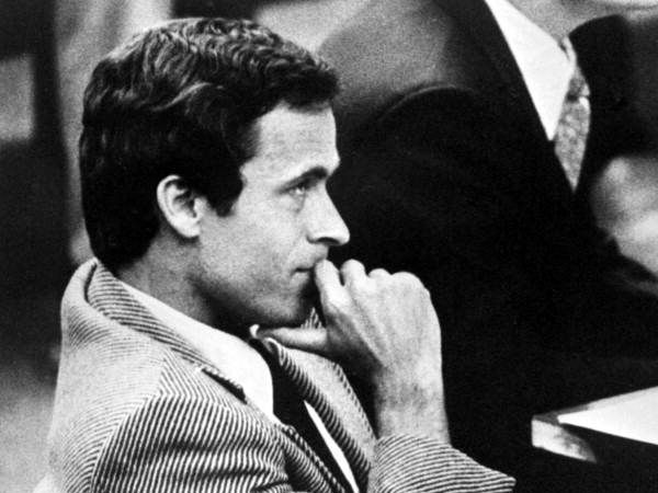 The face of psychopathy? Ted Bundy in court