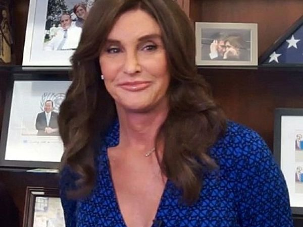Caitlyn Jenner in 2015