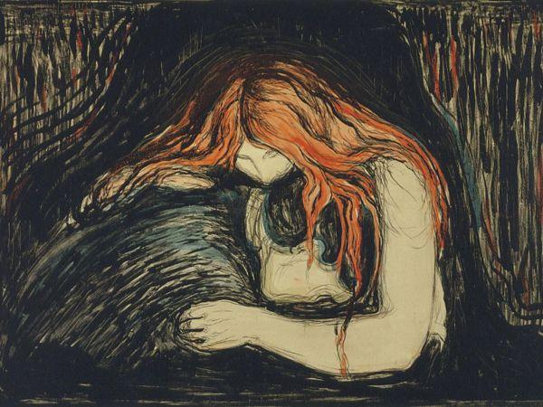 "Munch's ""Love and Pain"""