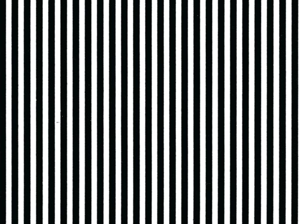 Look at the stripes for about 10 seconds. Do you see colours, flickering or movement? If so, you may have a more active cortex