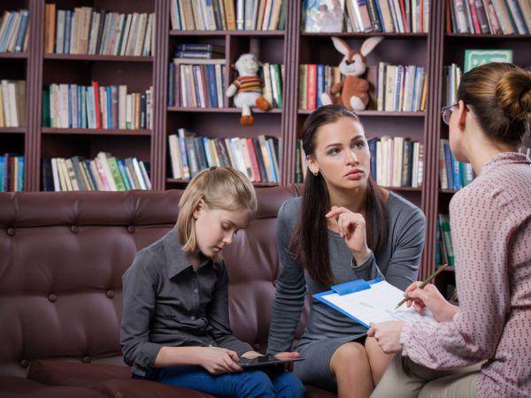 Parent, Child, and Psychologist