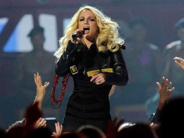 Spears in 2011