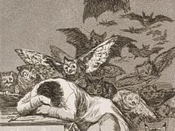Goya - The sleep of reason produces monsters