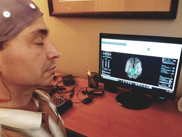 EEG NeuroMeditation