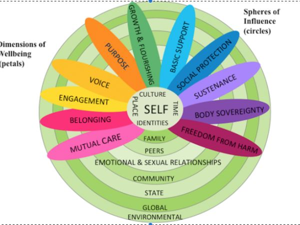 Gender, Wellbeing, and the Ecological Commons: A Participatory Framework (Friedson-Rideneour, Kendall, & DiPrete Brown, 2015)