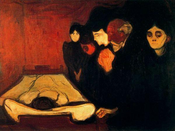 Edvard Munch 1893