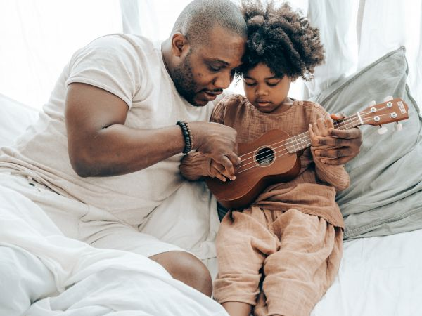 Conjoint parent-child music lessons can be a recipe for success.