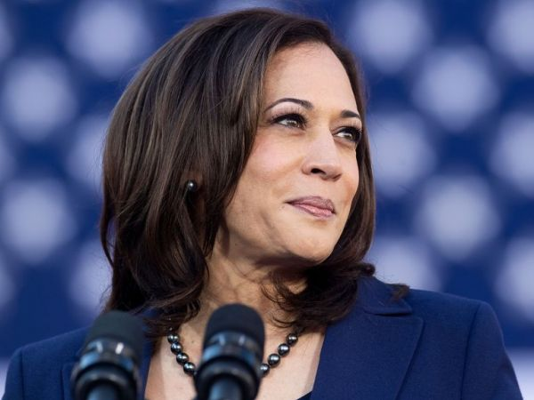 Senator Kamala Harris of California, Democratic Vice Presidential Nominee
