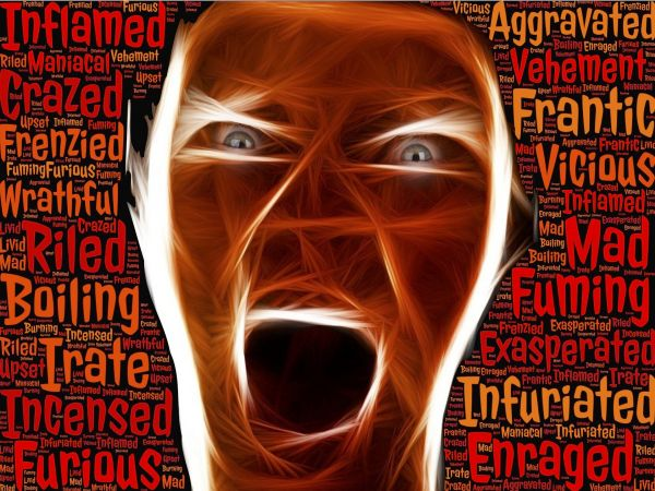 Expressions of Anger Cause Fear, Not Attraction