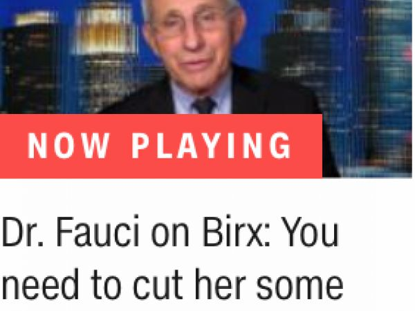 """Dr. Fauci: """"She was in an impossible position."""""""