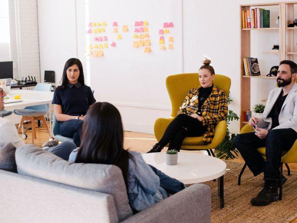 Collaborative Care team meeting