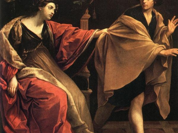 Guido Reni, Joseph and Potiphar's Wife