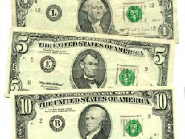 Money (U.S. Currency)