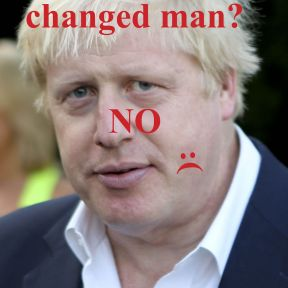 Has Boris changed for the better?