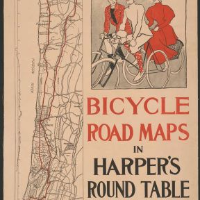 Bicycle Road Maps