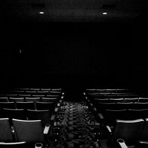 Movie Theater by roeyahram.